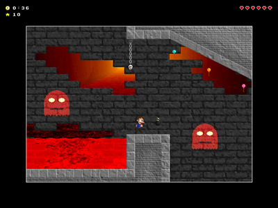"""Afterlife 2: Rickard's Journey"" screenshot."