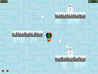 """Afterlife: Rickard's Quest"" screenshot."